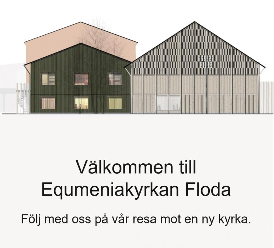 Informationsbroschyr Kyrkbygge