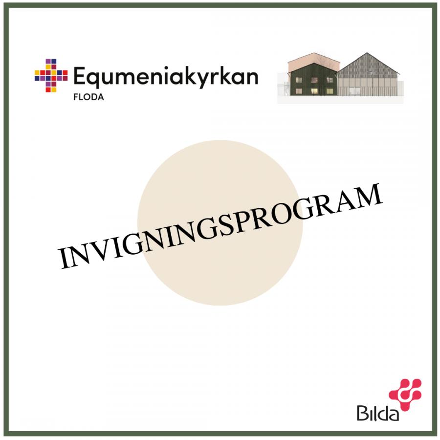 Invigningsprogram Equmeniakyrkan Floda