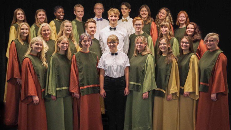 Konsert med Ashira Gospel Choir